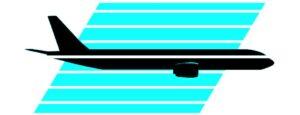 2D widebody aircraft